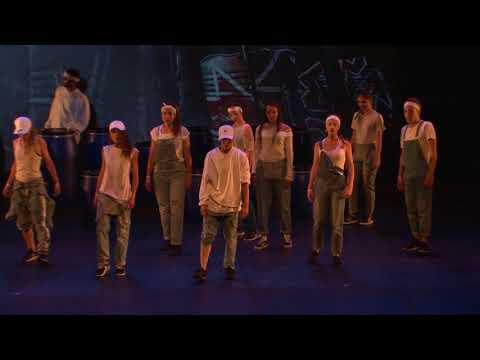 HOUSE DANCE  CIRCUS SHOW 2018
