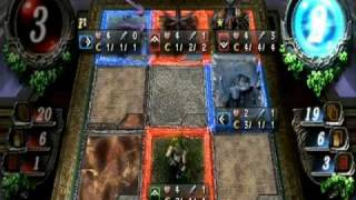 Eye of Judgement Legends PSP Gameplay