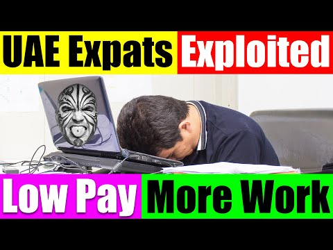 Video #3846 - UAE Expat Share UAE Job Market Situation & Struggles