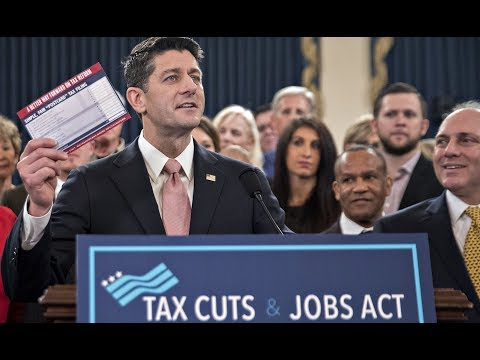 Losers: Republican Tax Plan ALREADY Delayed?