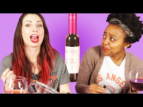 Thumbnail: Wine Lovers Try Wine Lip Tints
