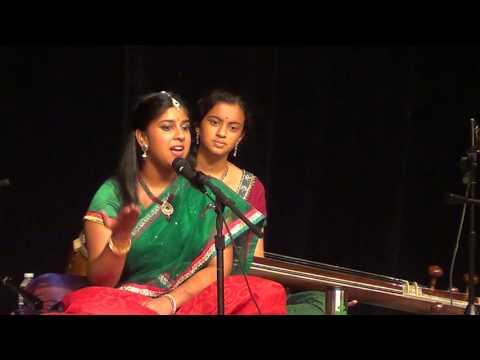 Ranga Raliya by Anusha - audio and video