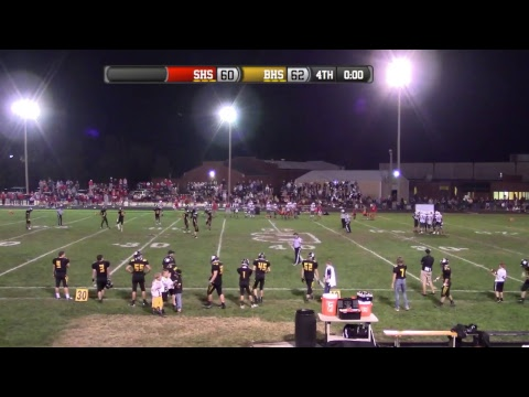 SOLOMON HIGH SCHOOL VS BENNINGTON  IN FOOTBALL