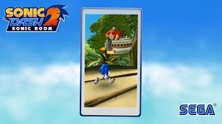 Sonic Dash 2: Sonic Boom Trailer
