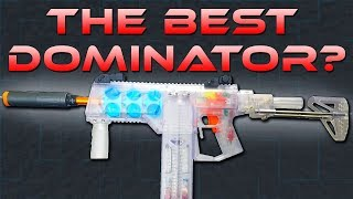 The Best You Can Buy? Nerf Worker Dominator Complete Kit Review