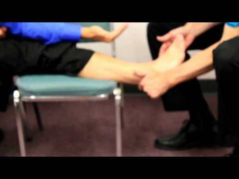 Help Your Sprained Ankle Heal Quicker- Physical Therapy Technique