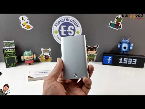 Xiaomi porte carte MIIIW Automatique Pop Up