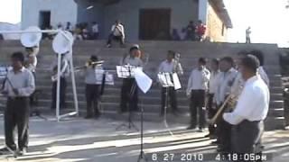 La Unicá de Marcará en ULLPAN - Pamparomás 2010 (2 - 2)