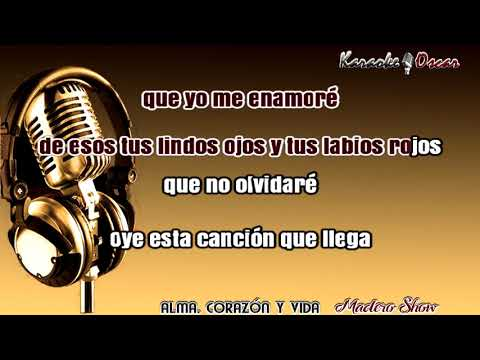 Alma Corazon Y Vida Madero Show Karaoke