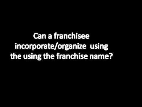 Franchisee Trade Name.wmv
