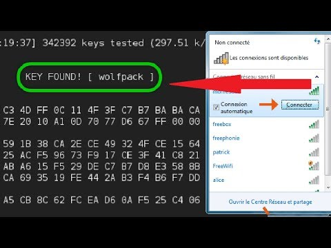 How To Hack Wifi Password WEP WPA1 WPA2