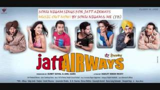 You Are So Haseen - Sonu Nigam - Jatt Airways