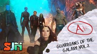 Guardians Of The Galaxy Vol 2 Gets 100% At Sneak Peek Screening