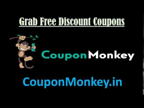 CouponMonkey: Discount Coupons, Offers, Promo Codes, Cashback in India