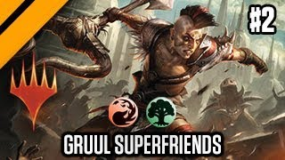 MTGA - Bo3 Constructed - Gruul Superfriends P2