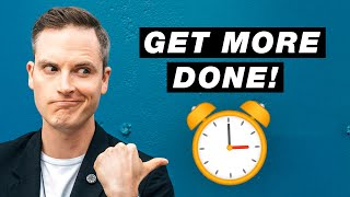 How To Be More Productive In EVERY Area Of Life