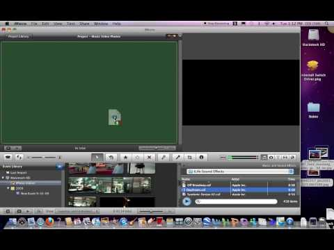 iMovie Tips and Tricks:  Photos and Music