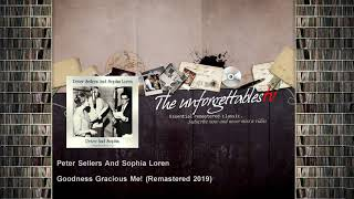 Peter Sellers And Sophia Loren - Goodness Gracious Me! - Remastered 2019
