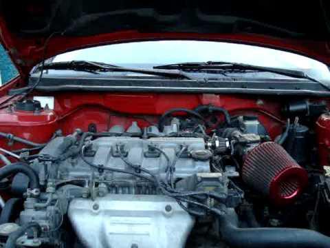 1998 Mazda 626 Engine 1 - Mazda Cylinder Special Edition - 1998 Mazda 626 Engine 1