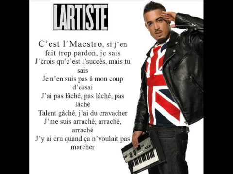 Lartiste - Maestro ( Lyrics/Paroles)
