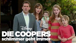 Die Coopers - Schlimmer geht immer - Jetzt im Kino! - Disney HD Trailer (deutsch | German)