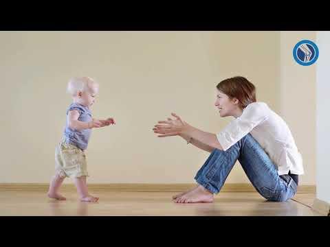 Çocuklarda Parmak Ucunda Yürüme Nasıl Düzelir?