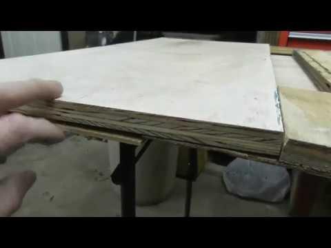 2008 Cargo Craft Enclosed Trailer Side Door Repair