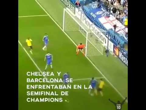 biggest robbery in football fcb vs Chelsea