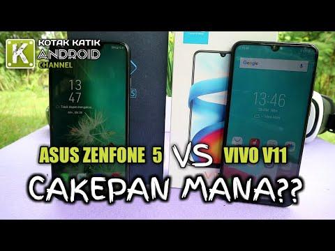 Hp Harga 4 Jutaan Terbaik!!Zenfone 5 Vs Vivo V11 Indonesia