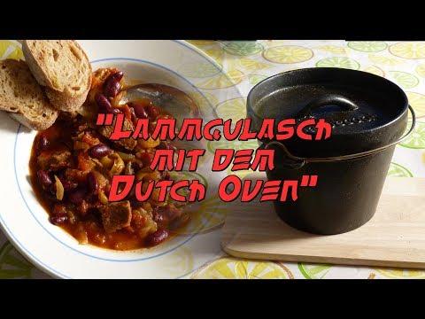 """""""Lammgulasch mit dem Dutch Oven"""""""