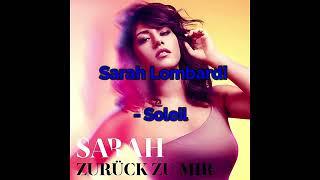 Sarah - Soleil ( new album)