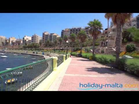 Saint Pauls Bay Malta , Apartment to rent , holiday rentals, to let (R127 F4)