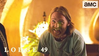 Whats Another Word for Cocaine  Lodge 49
