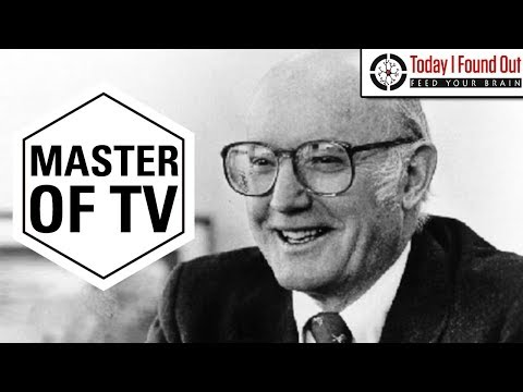 The Man Who Controls TV