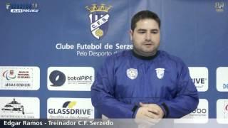 SerzedoTV - Antevisão do jogo de Juniores entre o Boavista F.C. e o C.F. Serzedo (Full HD)