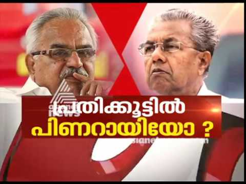Minister's resignation brings Kerala CPM-CPI clash out in th