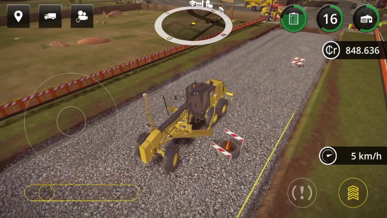 Construction Simulator 2 - #5 Deer Street - Gameplay - YouTube