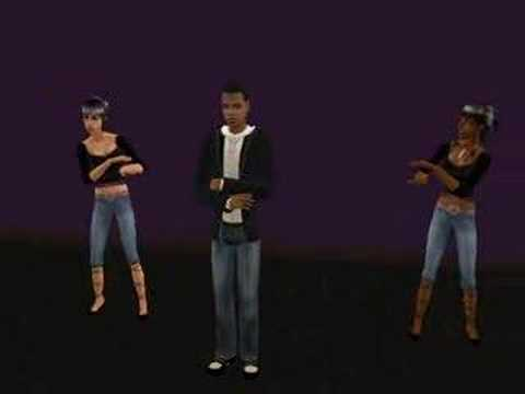 Drake ft Trey SongzReplacement Girl The Sims 2 Version