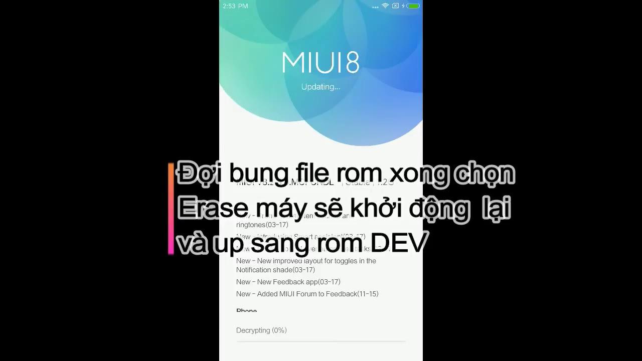 up rom xiaomi redmi note 4x khong can unlock