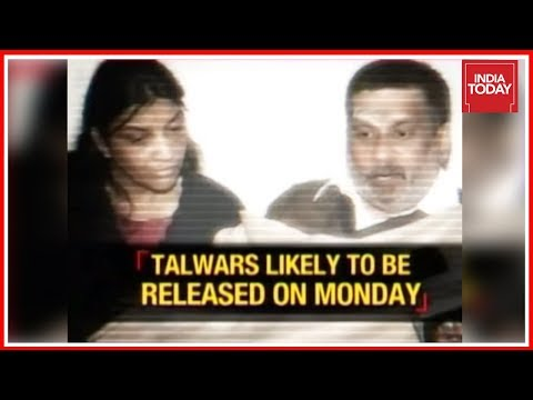 Talwar's To Be Released From Dasna Jail On Monday