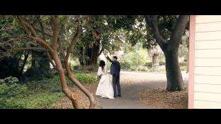 A Jolly Wedding Film - Mia&David Jolly - 8.4.13 - Shinn Historic Park & Arboretum
