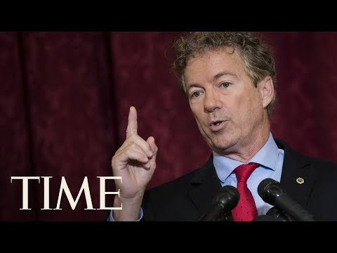 Sen. Rand Paul To Undergo Surgery In Canada For Injuries From Neighbor Attack | TIME