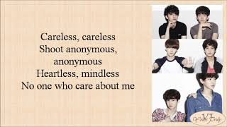EXO-K - MAMA (Easy Lyrics)