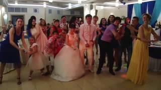 Свадьба Мадины и Александра 20 августа 2016 года в Туапсе
