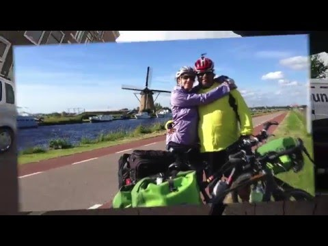 bicycle touring with 2 Diverges Europe 2015