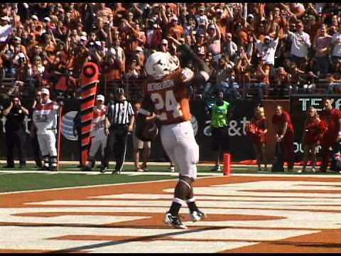 2012 Football: Texas 52 Texas Tech 20