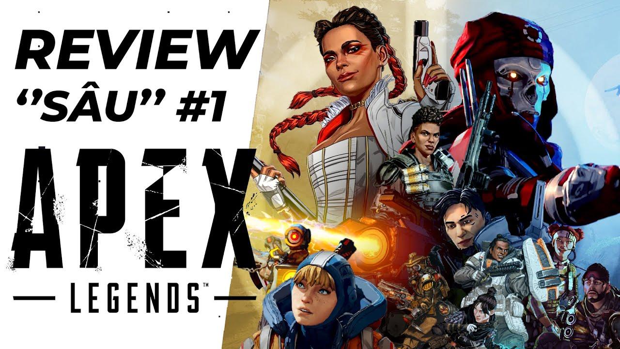 Apex Legends - Từ con ghẻ thành gà đẻ trứng vàng?! | Apex Legends Review