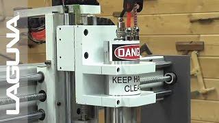 Cnc - Laguna Tools Iq Pro Router Woodworking Machinery