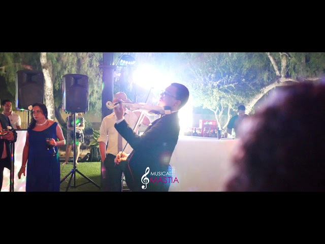 💪  Fly on The Wings of Love | Violin | Violinista Electrico | Musica para Bodas | Musical Mastia