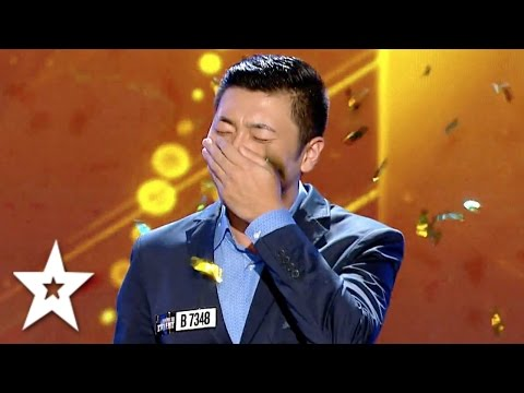 Fang Shuang's GOLDEN BUZZER Audition! | Auditions Week 3 | Românii au talent